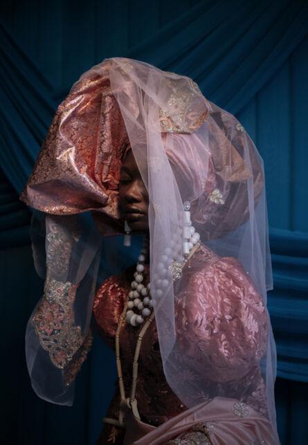 Lakin Ogunbanwo, 'Untitled V', 2019