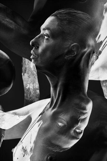 """Alex Korolkovas, 'Framed Black and White photograph by Alex Korolkovas """"Eves #12""""', 2018"""