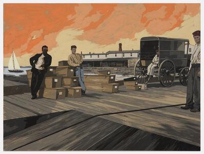 Matthew Benedict, 'The Augusta Cruising Past the Isle of the Dead', 2010