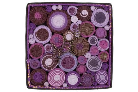 Steven and William Ladd, 'Purple Maquette', 2013