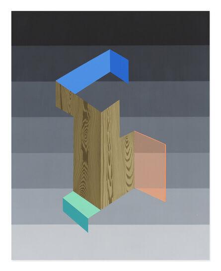 James Kudo, 'Puxado 1', 2016