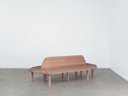 Jonathan Muecke, 'Low Wooden Shape (LWS)', 2013