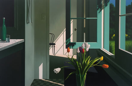 Bruce Cohen, 'Interior with Tulips', 2016