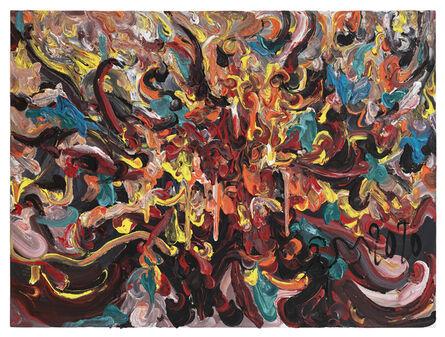 Ren Sihong, 'Spirit of Flower 5', 2020