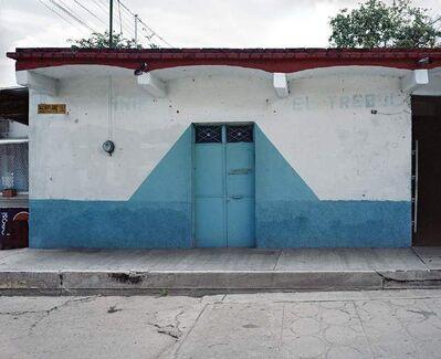 Pablo López Luz, 'Bajo la Sombra de la Pirámide XX, Oaxaca', 2017