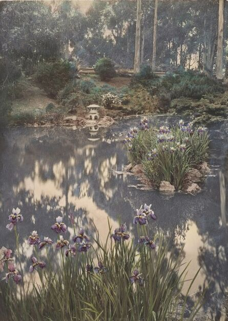 Willard Worden, 'Japanese Tea Garden', 1915