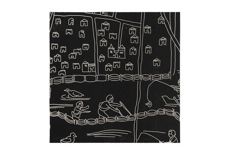 Mariana Castillo Deball, 'Vista de Ojos no. 83', 2015