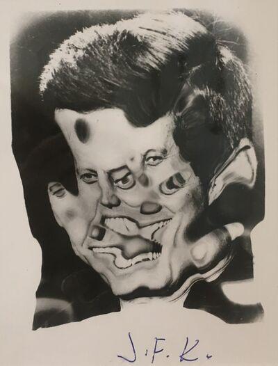Weegee, 'President John F. Kennedy', 1961