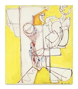 Hans Hofmann, 'Alchemy', 1946