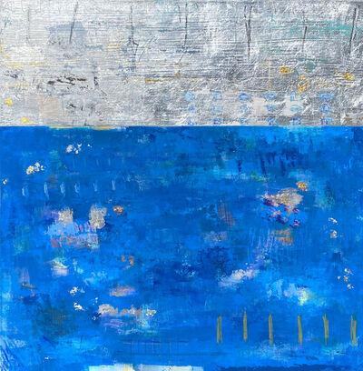 Takefumi Hori, 'Silver and Color 47', 2021