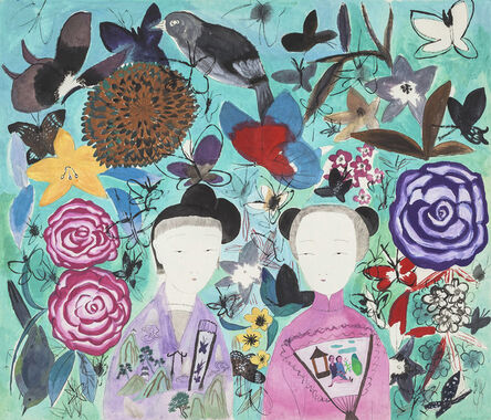 Wang Mengsha 王濛沙, 'Little Reunion', 2015