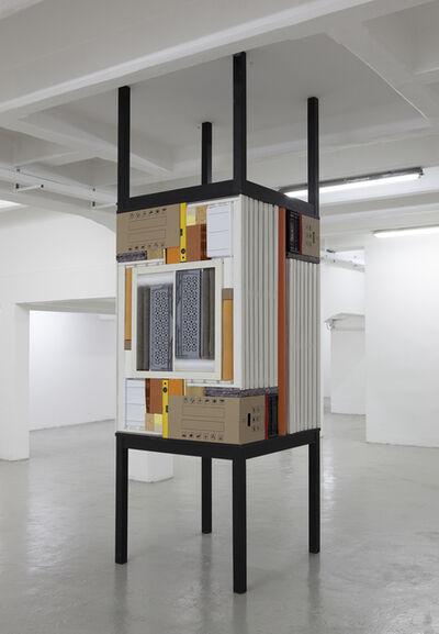 Michael Johansson, 'Alternative readings', 2018