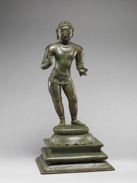 Unknown Indian, 'Child Saint Sambandar', late 11th century