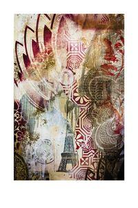 Jon Furlong, 'Fine Art Collage', 2015