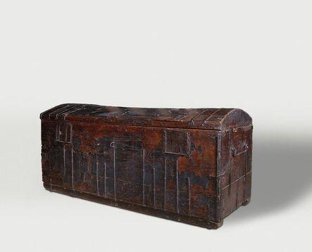 'Book chest of Hugo de Groot', ca. 1600 -c. 1615