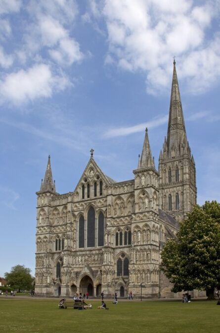 'Salisbury Cathedral', 1220-1258