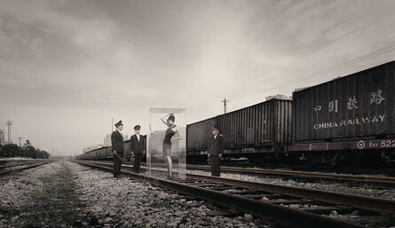 Quentin Shih, 'The Stranger in the glass box No.12', 2008