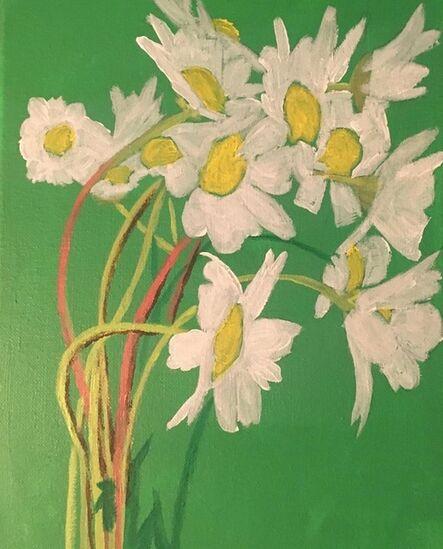 David Reardon, 'flowers II', 2020