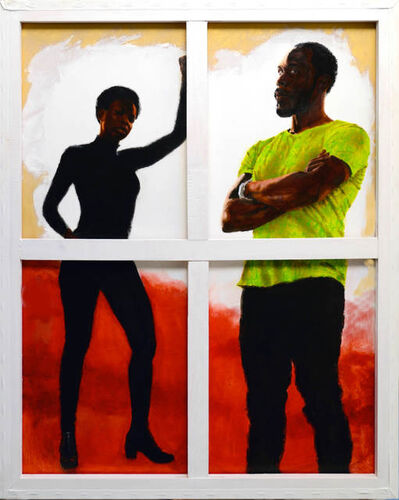 Kimathi Donkor, 'The Venice Mechanism', 2015