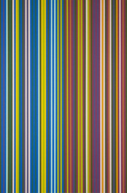 Gene Davis, 'John Barley Corn', 1969