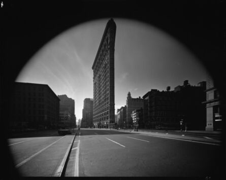 Elliott Erwitt, 'Flatiron Building, New York City, U.S.A.', 1969
