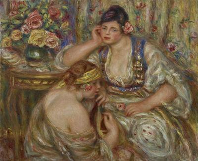 Pierre-Auguste Renoir, 'The Concert', 1918–19