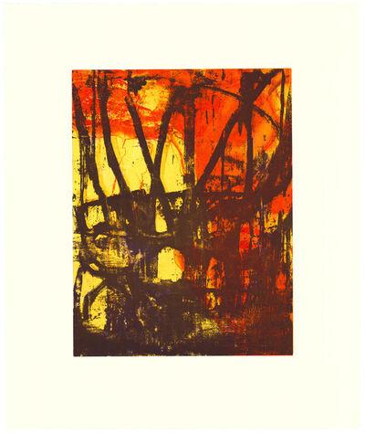 Bill Jensen, 'Howl', 2011