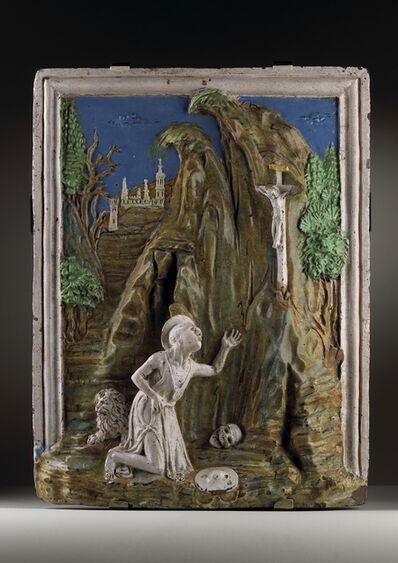 Bendetto Buglioni, 'Saint Jerome in the Wilderness ', 1510-1515
