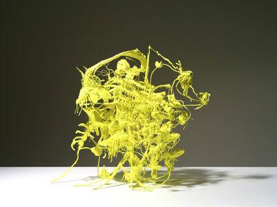 Ham Jin, 'Yellow Piece (medium)', 2013