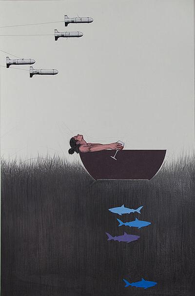 Sophiya Khwaja, 'Push the Button (detail)', 2013
