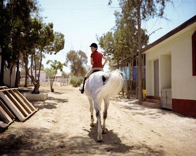 Yvonne Venegas, 'Ana en Caballo', 2008