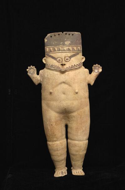 'Anthropomorphic Effigy (cuchimilco)', 900 CE-1400 CE