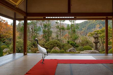 Karen Knorr, 'Journey to the Great Sage, Jikko-in Temple, Ohara', 2014