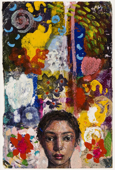 Candace Walters, 'Flower Girl', 2013