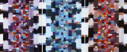 Christopher H. Martin, 'Veldi II Triptych', 2016