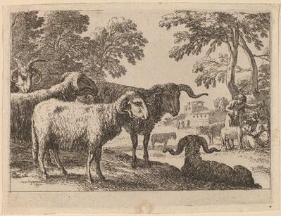 Herman van Swanevelt, 'Rams'