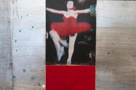 Kim Frohsin, 'Double Ticket Silverscreen', 2017