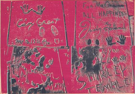 Andy Warhol, 'Sidewalk, II.304, 1983', 1983
