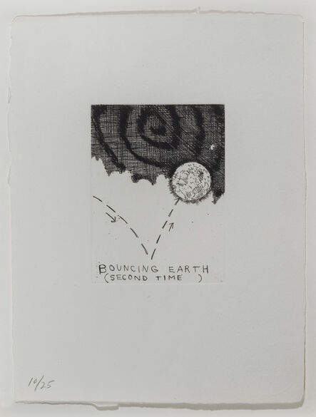 Paul Thek, 'Bouncing Earth', unknown