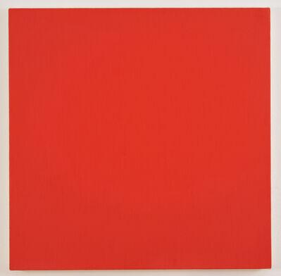 Marcia Hafif, 'Alizarin Crimson Light (Red Paintings)', 1999