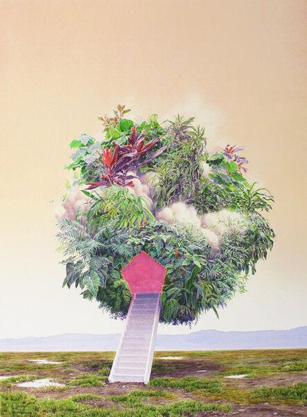 Tristram Lansdowne, 'The Visitor', 2013