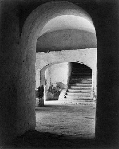 Tina Modotti, 'Convento de Tepotzotlán', 1924