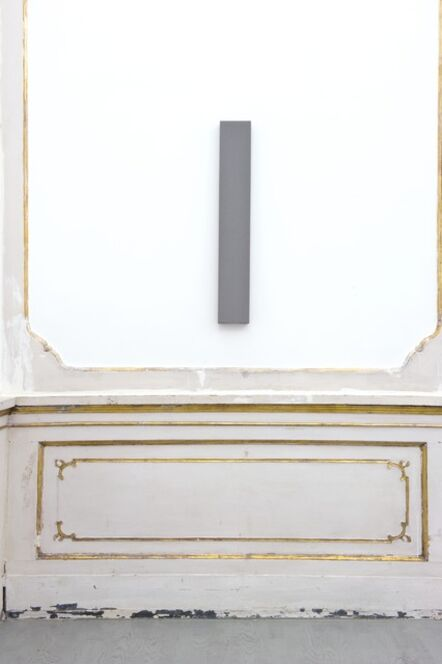 Alan Charlton, 'Vertical', 2008