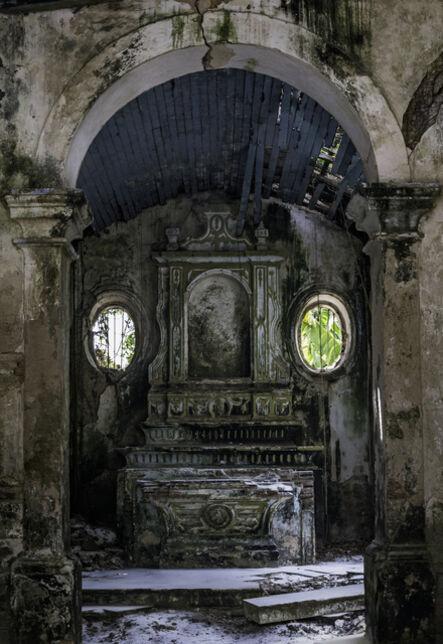 Tiago Sant'Ana, 'Sugar on chapel series', 2018