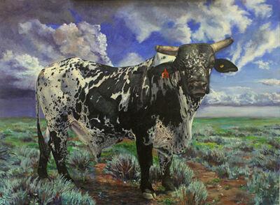 Jeff Dodd, 'Rodeo Stock #1', 2018