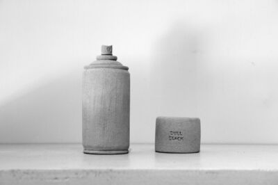 Andy Wauman, 'My Personal Favourites (Spray paint can)', 2015