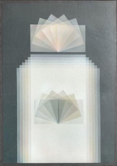 Julio Le Parc, 'Theme 58 a variation', 1979
