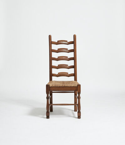 Unknown, 'English Ladder-back Chair', Original designs date back to the 1400s