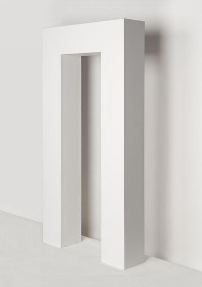 Robert Morris (b. 1931), 'Portal', 1964