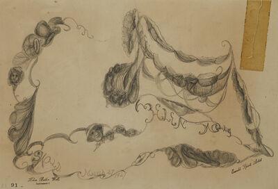 Helen Butler Wells, 'Spirit Drawing #91', 1927